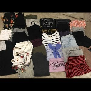 Clothes Bundle Sizes Small